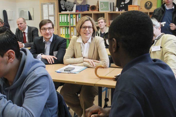Julia Klöckner, Vorsitzende der CDU in Rheinland-Pfalz und CDU Fraktionsvorsitzende im Landtag