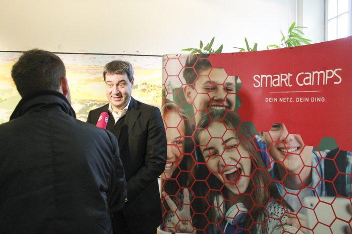 Dr. Markus Söder, MdL, Staatsminister der Finanzen, für Landesentwicklung und Heimat